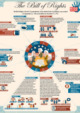Infographic: The Bill of Rights