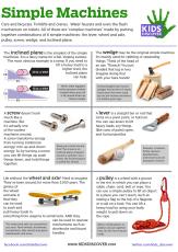 Infographic: Simple Machines