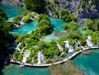 Loving the Lakes in Croatia's Plitvice National Park