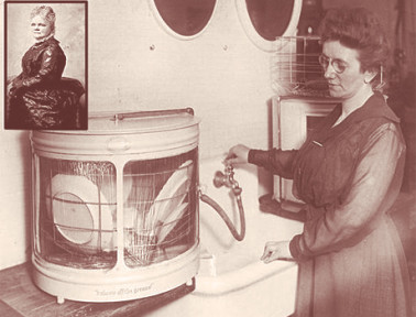 Meet the Woman Who Invented the Automatic Dishwasher