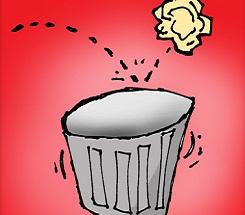 Trashketball and more…