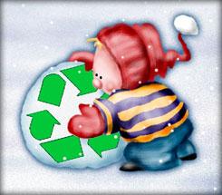 Reduce, Reuse, Re: Santa