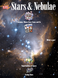 Stars & Nebulae