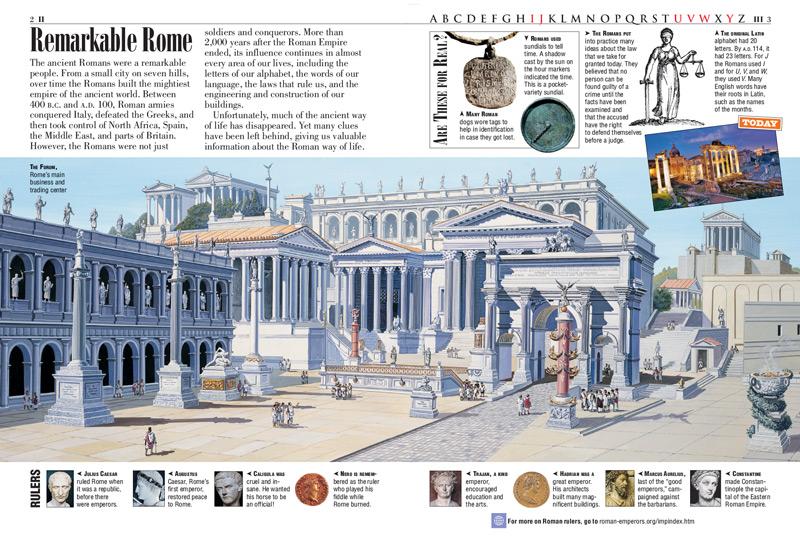 Roman Empire - Kids Discover