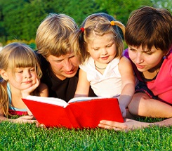 Book Series for Families