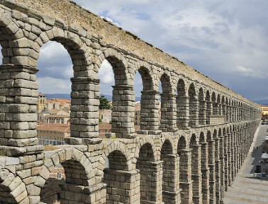 Roman Aqueducts: The Dawn of Plumbing