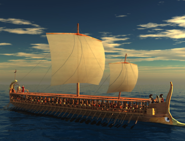 Triremes: Triple-Decker Warships That Ruled the Ancient Seas