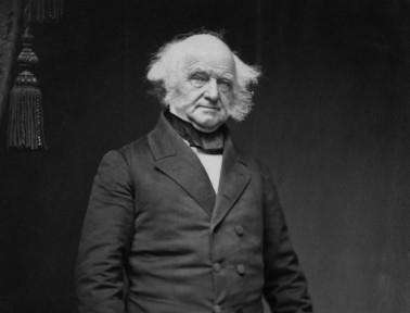 Meet Martin Van Buren, Our First Home-Grown President