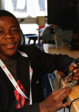 How a Teen Inventor in Africa Used Trash to Reach MIT