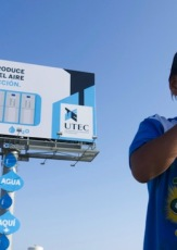 Billboards in Peru Provide Better Living Through Chemistry