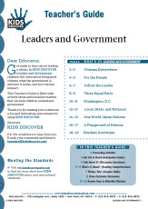 KD2: Leaders and Government