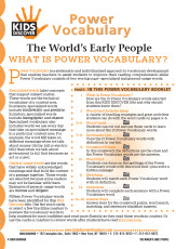 World's Early People