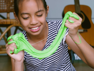 SLIME! And Other Simple Science Activities for Kids