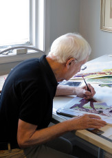 Behind the Scenes with Kids Discover Illustrator Rob Wood