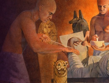 Games and Activities About Mummies