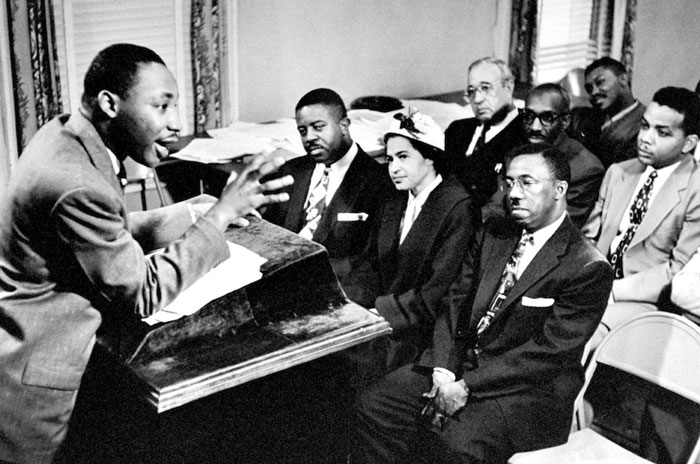 Cross-Curricular Lessons for the Civil Rights Movement