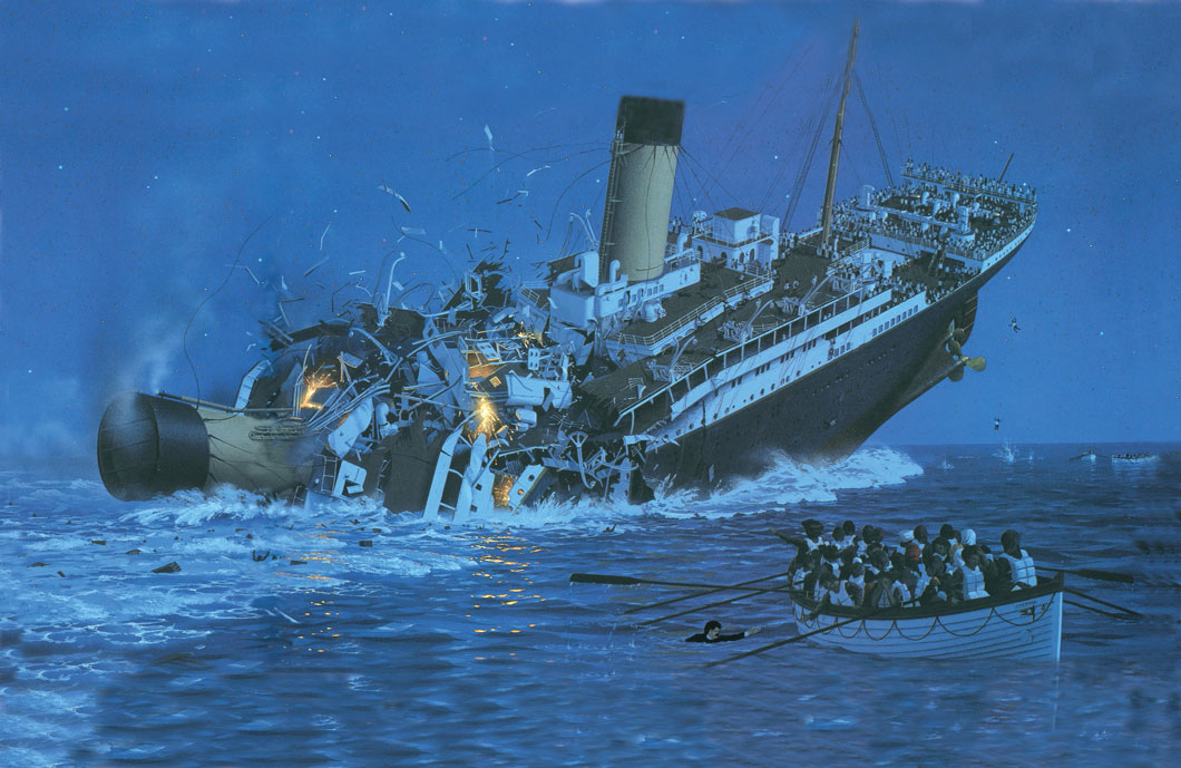 Cross-Curricular Lessons for the Titanic