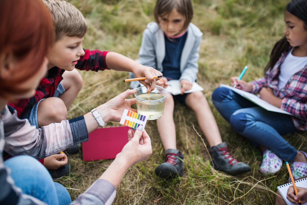 5 Ways to Learn Outside