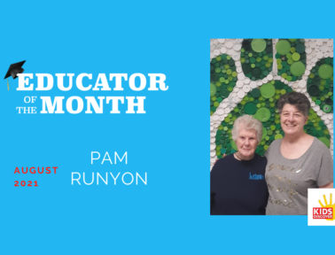 Educator of the Month: Pam Runyon
