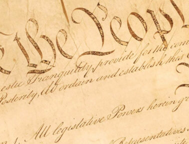Cross-Curricular Lesson for the Constitution